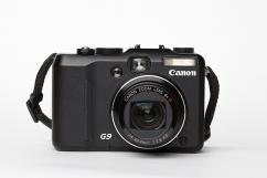 Фотоапарат Canon PowerShot G9 Black