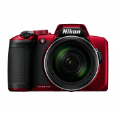 Фотоапарат Nikon Coolpix B600 Red