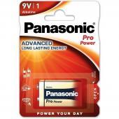 Алкална батерия Panasonic ProPower 6LF22PPG 9V