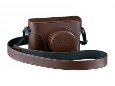 Кожен калъф Fujifilm LC-X100S за X100/100S Brown