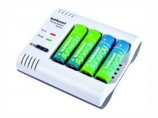 Бързо зарядно устройство Hahnel Ventra + Акумулаторни Батерии Hahnel Synergy 2500mAh (LR06) 4бр