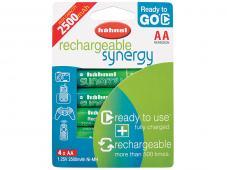 Акумулаторни Батерии Hahnel Synergy 2500 mAh (LR06) 4бр