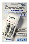 Зарядно устройство Camelion + Акумулаторни Батерии Camelion 2100mAh (LR06) 4бр