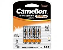 Акумулаторни батерии AAA Camelion 1100mAh (LR03) 4бр