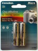 Алкална Батерия Camelion Oxy-Alkaline (LR06) 2бр