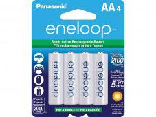 Акумулаторни Батерии Panasonic Eneloop 1900mAh (LR06) 4бр