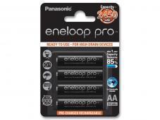 Акумулаторни батерии AA Panasonic Eneloop Pro 2500mAh (LR06) 4бр
