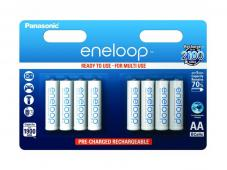 Акумулаторни Батерии Panasonic Eneloop 1900mAh (LR06) 8бр