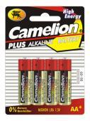 Алкална Батерия Camelion Plus (LR06) 4бр