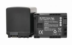 Батерия Hahnel Li-Ion HL-C819 (заместител на Canon BP-819)
