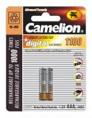 Акумулаторни батерии AAA Camelion 1100mAh (LR03) 2бр