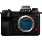Фотоапарат Panasonic Lumix DC-S1H Body