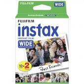 Моментален филм Fuji Instax WIDE (2x10л.)