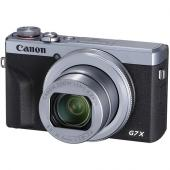 Фотоапарат Canon Powershot G7x Mark III Battery kit Silver