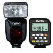 Комплект светкавица Phottix Mitros Plus Odin Combo за Canon