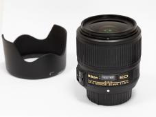 Обектив Nikon AF-S Nikkor 35mm f/1.8G ED