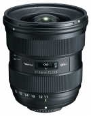 Обектив Tokina ATX-i 11-16mm f/2.8 CF за Nikon