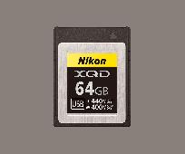 Карта памет Nikon XQD 64GB - 440MB/s