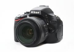 Фотоапарат Nikon D5100 +  Обектив Nikkor 35mm f/1.8G + Карта памет Toshiba 16GB + Чанта Nikon
