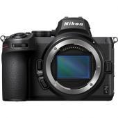 Фотоапарат Nikon Z5 тяло + FTZ Adapter