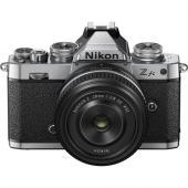 Фотоапарат Nikon Z fc + Обектив Nikon NIKKOR Z 28mm f/2.8 (SE)