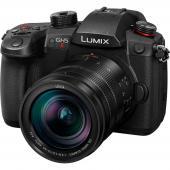 Фотоапарат Panasonic GH5 II Body + обектив Panasonic Leica DG Vario-Elmarit 12-60mm f/2.8-4 ASPH. POWER O.I.S.