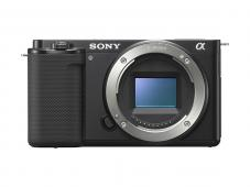 Фотоапарат за влогинг Sony ZV-E10 + Микрофон Sony ECM-W2BT Bluetooth Wireless Microphone