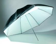 Чадър с двойно приложение Visico UB-007 дифузен/отразяващ 80 см