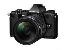 Фотоапарат Olympus OM-D E-M5 Mark II Black тяло + Обектив Olympus M.Zuiko Digital ED 12-40mm f/2.8 PRO Black
