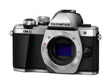 Фотоапарат Olympus OM-D E-M10 Mark II Silver Body