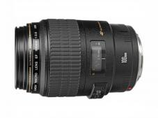 Обектив Canon EF 100 f/2.8 Macro USM