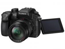 Фотоапарат Panasonic Lumix DMC-GH4 kit 12-35mm f/2.8 Power O.I.S + Батерия Li-Ion Panasonic DMW-BLF19E (Bulk) + Активационен ключ Panasonic DMW-SFU1GU за GH4