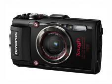 Фотоапарат Olympus Stylus TG-4 Black