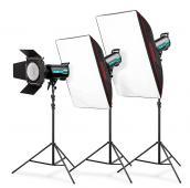 Expert QS-1500 Studio - комплект студийно осветление