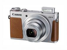 Фотоапарат Canon PowerShot G9 X Silver + Батерия Li-Ion Canon NB-13L