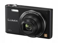 Фотоапарат Panasonic Lumix DMC-SZ10 Black + Памет SDHC Transcend Premium 8GB (Class 10)