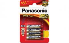 Алкална батерия AAА Panasonic Pro Power LR03-4бр