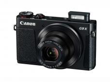Фотоапарат Canon PowerShot G9 X Black + Батерия Li-Ion Canon NB-13L