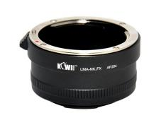 Адаптер KIWIfotos Nikon F - Fujifilm X (LMA-NK_FX)