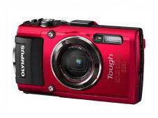 Фотоапарат Olympus Stylus TG-4 Red