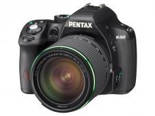 Фотоапарат Pentax K-50 kit (18-135mm WR)