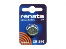 Батерия Renata Lithium CR1616