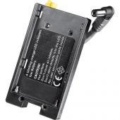 Плочка за батерия NP-F Dedolight
