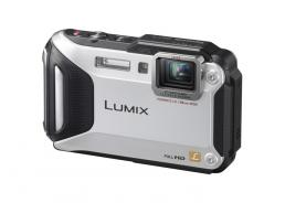 Фотоапарат Panasonic Lumix DMC-FT5 Silver