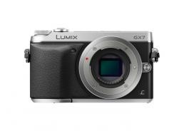 Фотоапарат Panasonic Lumix DMC-GX7 Body Silver
