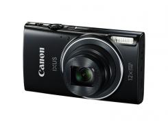 Фотоапарат Canon Digital IXUS 275 HS Black