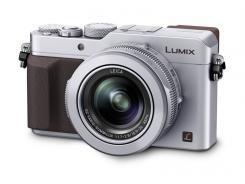 Фотоапарат Panasonic Lumix DMC-LX100 Silver