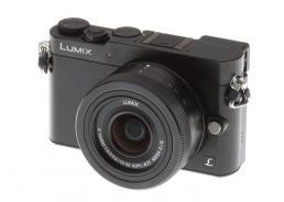 Фотоапарат Panasonic GM5 Black kit (G 12-32 M. OIS Black)