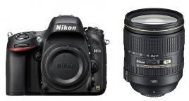 Фотоапарат Nikon D610 тяло + Обектив Nikon AF-S Nikkor 24-120mm f/4G ED VR