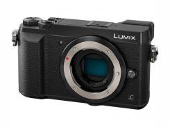 Фотоапарат Panasonic Lumix DMC-GX80 Black тяло